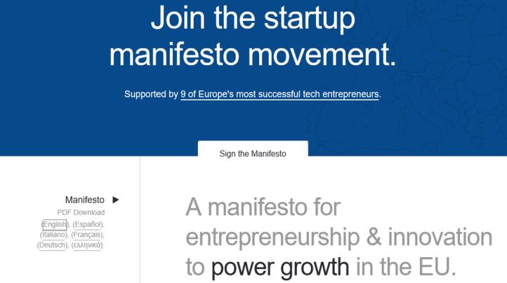 Belay Station - Articles (Startup Manifesto -1)