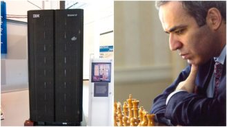 Belay Station - Articles (FutureWork2019 - Kasparov vs Deep Blue)